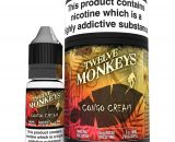 Twelve Monkeys Co - Congo Custard TMFL04TMC3000