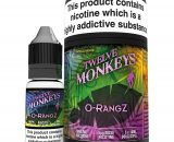 Twelve Monkeys Co - O-RangZ TMFL58TMO3000