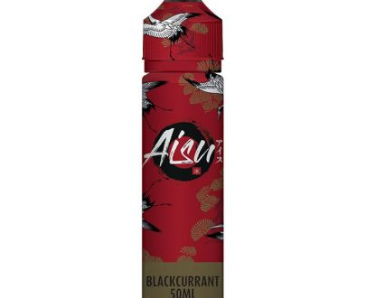 Aisu - Blackcurrant 50ml Short Fill E-Liquid ZJEL2CAB55000