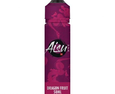 Aisu - Dragon Fruit 50ml Short Fill E-Liquid ZJELE5AD55000