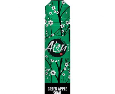 Aisu - Green Apple 50ml Short Fill E-Liquid ZJELE7AGA5000