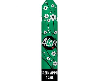 Aisu 70/30 - Green Apple 10ml Nic Salt E-Liquid ZJELEEA731000