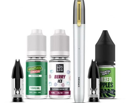 UPENDS - Uppen Vape Pen Pod Kit Bundle UPBU7AUUV2221