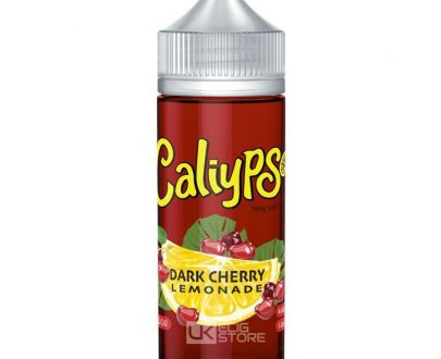 Caliypso Dark Cherry Lemonade 100ml Short Fill E-Liquid CAEL09DCL1000