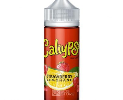 Caliypso Strawberry Lemonade 100ml Short Fill E-Liquid CAEL6ERO11000