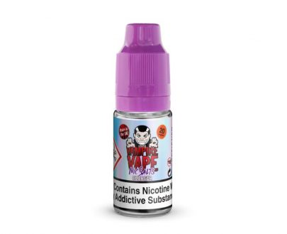 Vampire Vape Charger 10ml Nic Salt E-Liquid VVELBEC1N1010