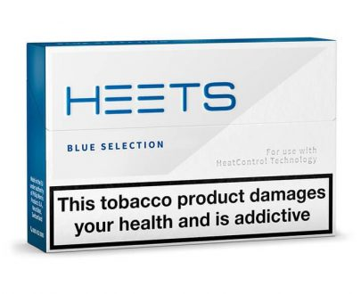 IQOS – HEETS Blue Selection Tobacco Sticks IQPKAA2HB269F
