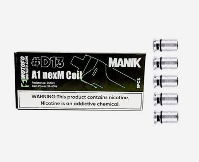 Wotofo Manik Replacement Coils WOCOF7MRC8162