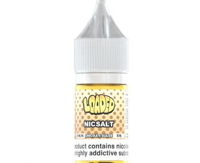 Loaded Chocolate Glazed 10ml Nic Salt E-Liquid LOEL4ACG11010