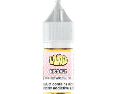 Loaded Cran-Apple Juice Iced 10ml Nic Salt E-Liquid LOELBCCAI1010