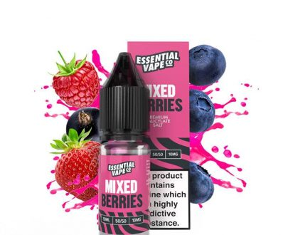 Essential Vape Co Mixed Berries EVEL92MB11010