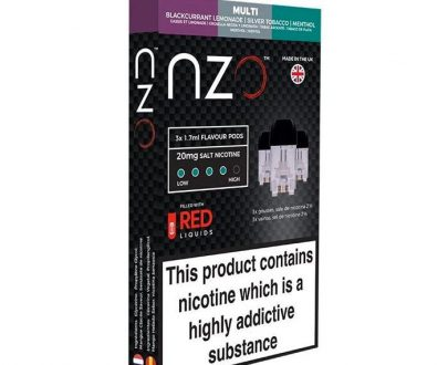 NZO Multi Pack Pods - Pack of 3 NZPO16MPP8198