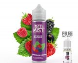 UK ECIG STORE - Red Mist High VG 50ml Short Fill E-Liquid UEFLC2RMH5000