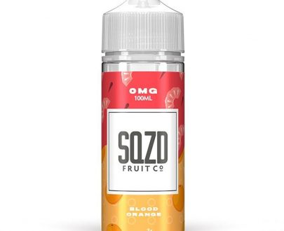 SQZD - Blood Orange 100ml Short Fill E-Liquid SEELE4SBO1000