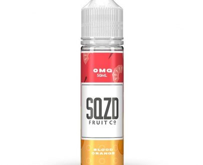 SQZD On Ice - Blood Orange 50ml E-Liquid SEEL69SBO5000