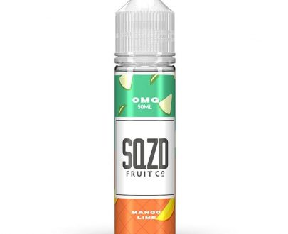 SQZD - Mango Lime 50ml E-Liquid SEEL6BSML5000