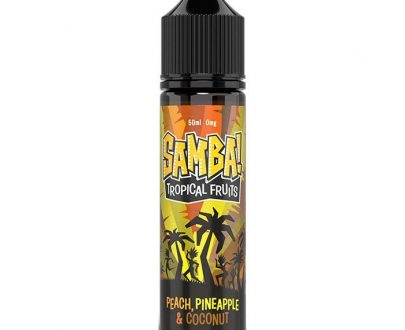 Samba Tropical Fruits - Peach Pineapple & Coconut SAEL1DTFP5000