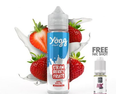 Yogg Strawberry Fruits YOELB1SF55000