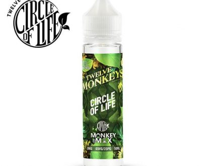 Twelve Monkeys - Circle of Life 50ml Short-fill E-Liquid TMEL35TMC5000
