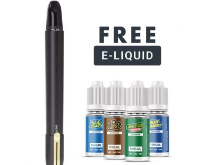 UPENDS - Uppen Vape Pen Pod Kit - Free Nicotine Salt E-Liquid UPVKF4UVP65C7