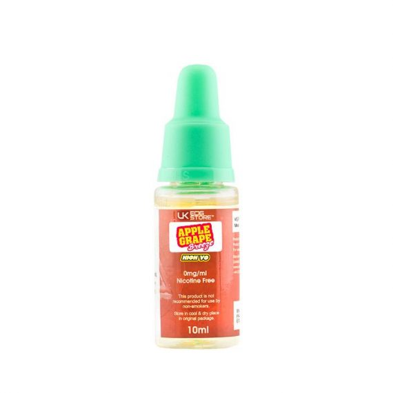 UK ECIG STORE - Apple Grape Breeze High VG E-Liquid UETF82TAG1000