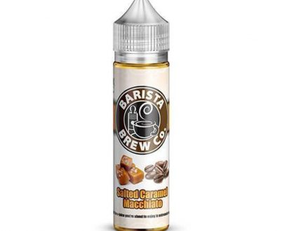 Barista Brew Co Salted Caramel Macchiato 50ml E-Liquid BBEL36SCM5000