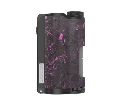 Dovpo - Topside Dual Carbon - Dual 18650 Regulated YiHi Squonk / BF 20 DOMO25TDCD7B4