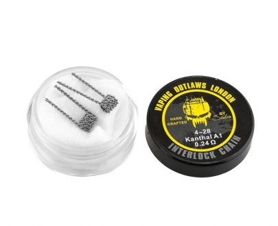 Vaping Outlaws - Interlock Chain Coils VOAC5EICCEE9E