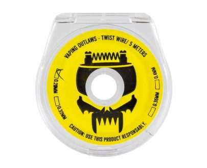 Vaping Outlaws Twist Wire VOACD8TW2B6D1