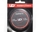 UD Kanthal A1 Wire UDAC1BKA156D8