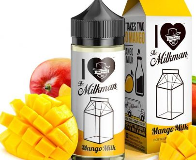 The Milkman and Mad Hatter - Mango Milk 100ml Short Fill E-Liquid MEFLF8TMM1000