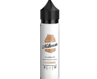 The Milkman - Moonies 50ml Short Fill E-Liquid TMFL9DM5S5000