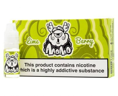 Momo E-Liquid - Lime-Berry MOFL6EELL6X03