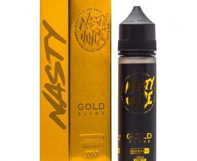 Nasty Tobacco - Gold Blend 50ml Shortfilled E-Liquid NJFL32NTG5000
