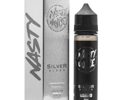 Nasty Tobacco - Silver Blend 50ml Shortfilled E-Liquid NJFLD7NTS5000