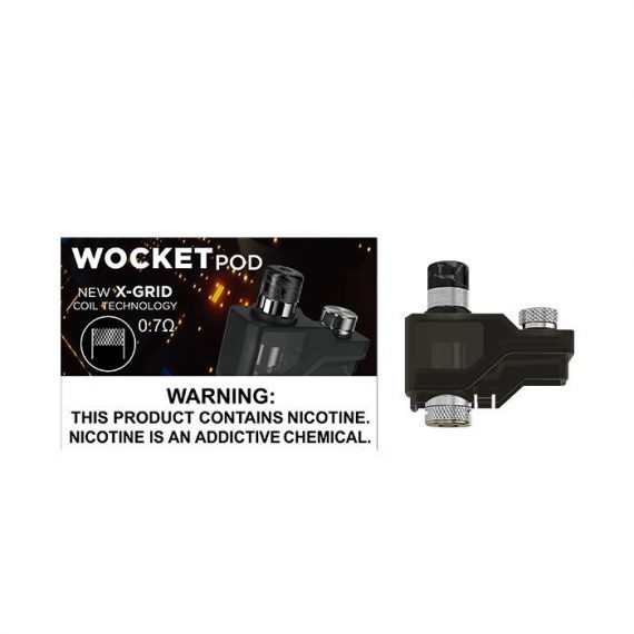 Snow Wolf Wocket Replacement Pods SNCO6CSWW22E6
