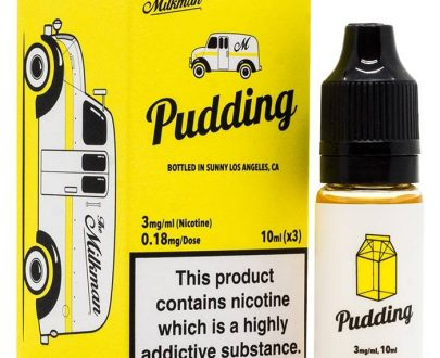 Pudding by The Milkman E-Liquid TMFLB4P303000