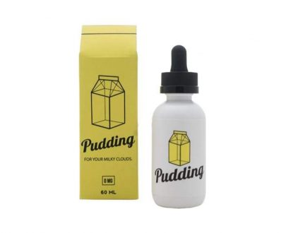 The Milkman - Pudding 50ml Short Fill E-Liquid TMFL07P5S5000