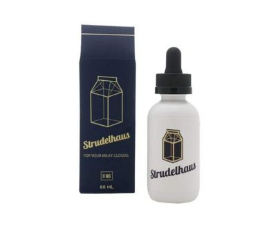 The Milkman - Strudelhaus 50ml Short Fill E-Liquid TMFL16S5S5000