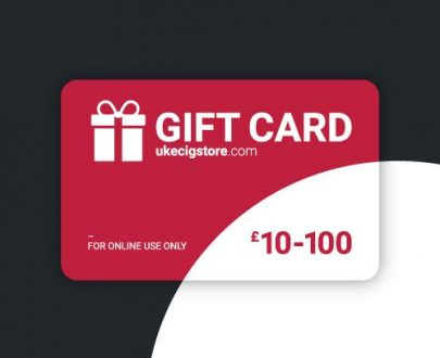 Vaping Gift Card GFTCRD10