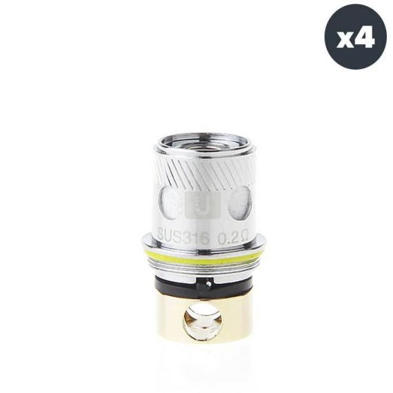Uwell Rafale Replacement Coils (4 Pack) UWAAC5RRCDBCF