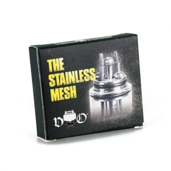 Vaping Outlaws Mesh Set Stainless Steel VOAC43MSE5726