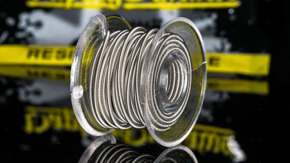 Vaping Outlaws SS Clapton Wire Roll 3M 28/24awg VOAC7A3RW1FCA