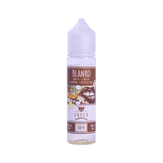 Super Flavor Blanko 50ml Short Fill E-Liquid VAEL5BSFB5000