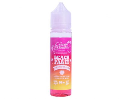 Seven Wonders Beach Party 50ml Short Fill E-Liquid VAEL44SWB5000