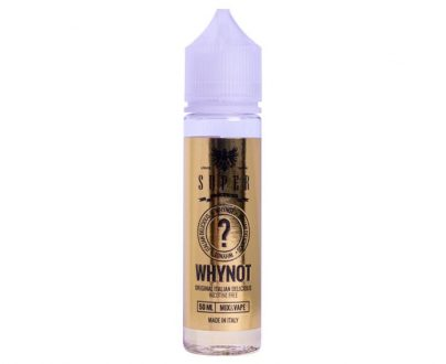 Super Flavor Why Not 50ml Short Fill E-Liquid VAEL30SFW5000