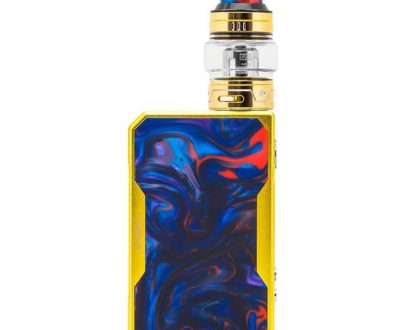 Voopoo - Gold Drag Resin E-Cigarette Kit VOKSF6GDRCDFF