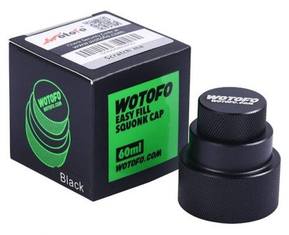 Wotofo - Easy Fill Squonk Cap For 60ml Bottles WOAC74EFS3309
