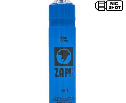 ZAP! Juice - Blue Soda ZJFL5FZJB6000